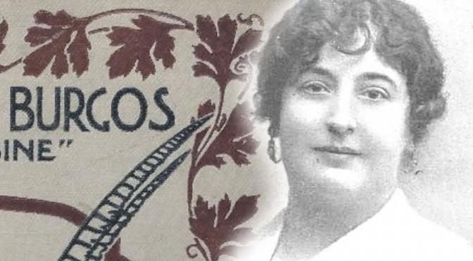 La UMU homenajea a la escritora Carmen de Burgos, luchadora por los derechos de la mujer y primera periodista española