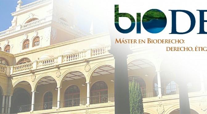 Se inaugura el Máster en Bioderecho: Derecho, Ética y Ciencia de la Universidad de Murcia