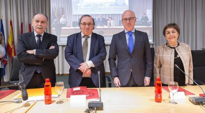 La Universidad de Murcia celebra una Jornada de Cátedras de Empresa e institucionales y reconoce el patrocinio de las empresas