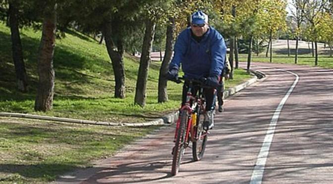 La Universidad de Murcia pedalea por un medio ambiente sostenible
