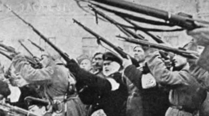 Profesor de la UMU habla en Los Alcázares sobre el centenario de la Revolución rusa