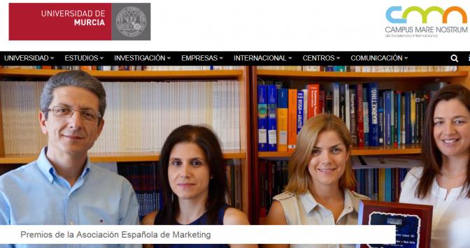 Catedrático de la UMU entregó el premio a la Mejor Tesis Doctoral