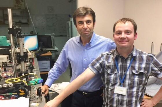 Investigadores polacos y de la UMU desarrollan una nueva herramienta que facilita el diagnóstico y seguimiento de las enfermedades oculares