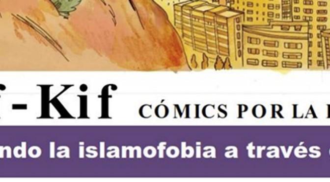 Finaliza la primera fase de KIF-KIF, cómics por la inclusión, organizada por Campus Mare Nostrum
