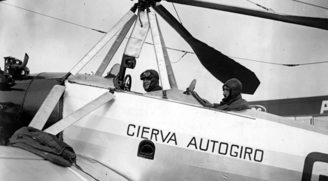Enero del 2018, 95º aniversario Cierva