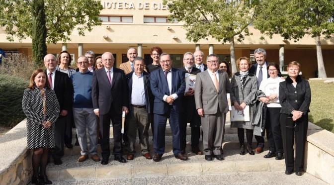 La facultad de Biología de la UMU rinde homenaje a profesores jubilados