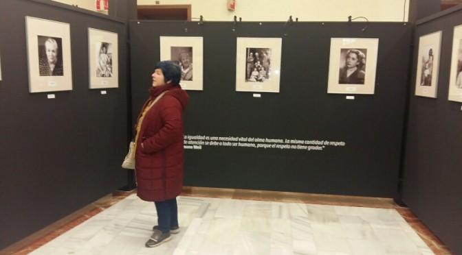 Se inaugura hoy en la UMU una exposición sobre mujeres relevantes de ayer y hoy en la Región