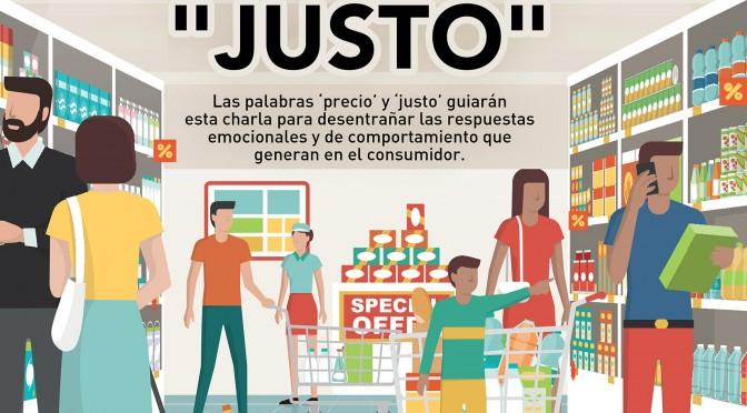 """""""En busca del precio justo"""", la conferencia que desmonta las estrategias comerciales de las marcas"""