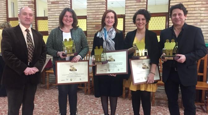El Instituto Universitario de Investigación del Envejecimiento de la UMU, galardonado en la II Edición de los premios EÓN