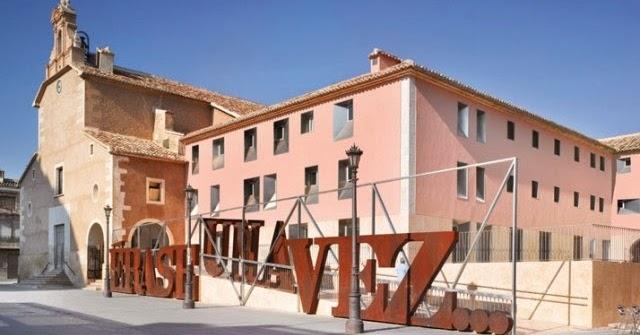 Murcia-Cieza-Biblioteca