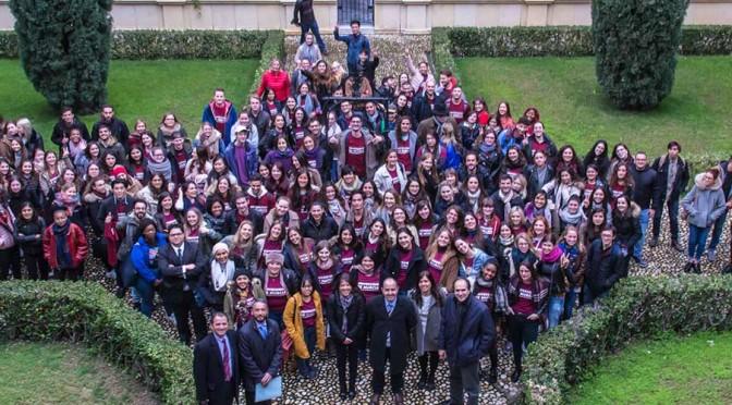 Arranca la Bienvenida Internacional de la Universidad de Murcia