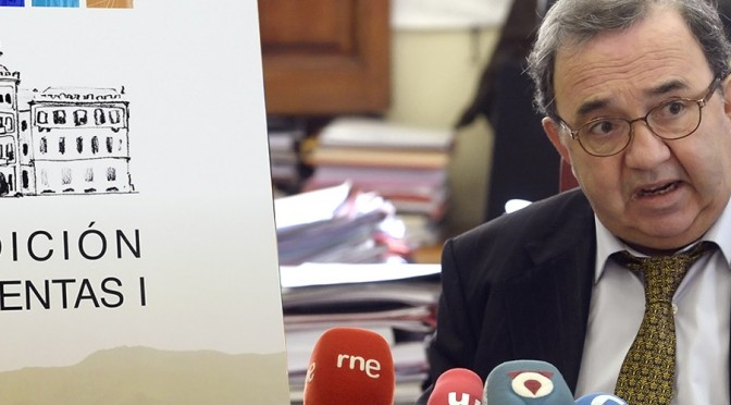 Orihuela dice que deja una Universidad con más remanente que el que se encontró al llegar