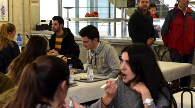 La UMU concede 47 ayudas de comedor a estudiantes