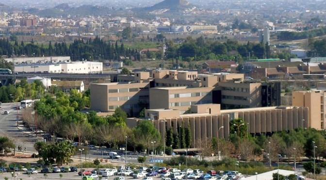 Orihuela visita instalaciones del campus de Espinardo