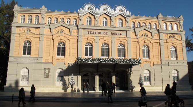 La UMU será premiada en la I Jornada de Teatro Clásico de la Academia de las Artes Escénicas de España