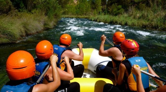 La UMU abre el plazo de matrícula para el curso 'Espacios naturales y deportes de aventura'