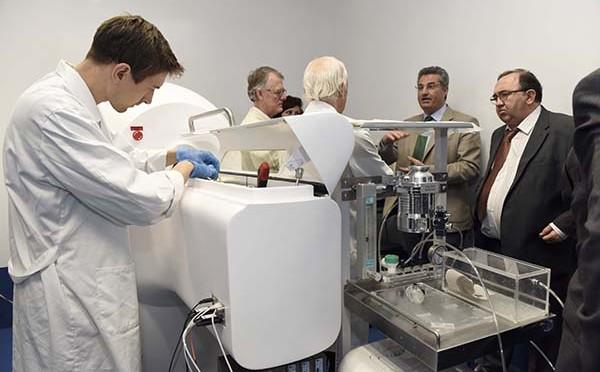 La UMU instala equipos de vanguardia para la investigación sanitaria en Ciencias de la Salud