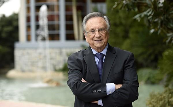 Mi ilusión es ser útil a la sociedad, y que mi empresa sea útil para la gente (Tomás Fuertes, doctor Honoris Causa por la UMU)