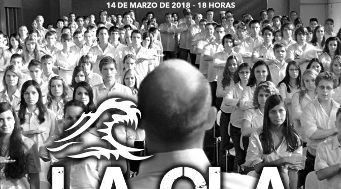 VI Cinefórum con la película 'La Ola' sobre educación y manipulación de masas