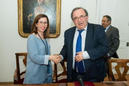 El Ayuntamiento de Cartagena y la UMU firman un protocolo para dotar a la Universidad Internacional del Mar de una sede permanente en Cartagena