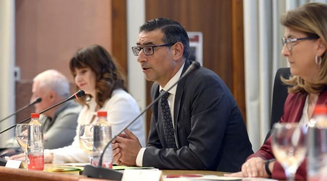 El Aula de Mayores de la Universidad de Murcia celebra su XX aniversario