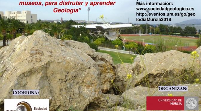 Conoce el patrimonio geológico de la Región desde la Universidad de Murcia