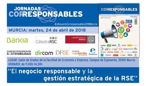 Una jornada de la Universidad de Murcia repasa las claves para que una empresa sea socialmente responsable
