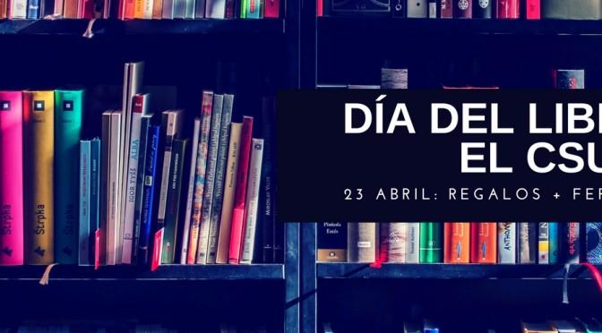 La UMU celebra el Día del Libro regalando libros