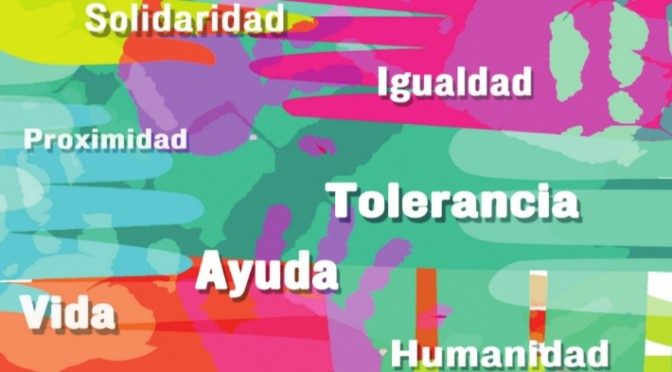 Rueda de prensa de presentación del premio Solidario Anónimo 2018