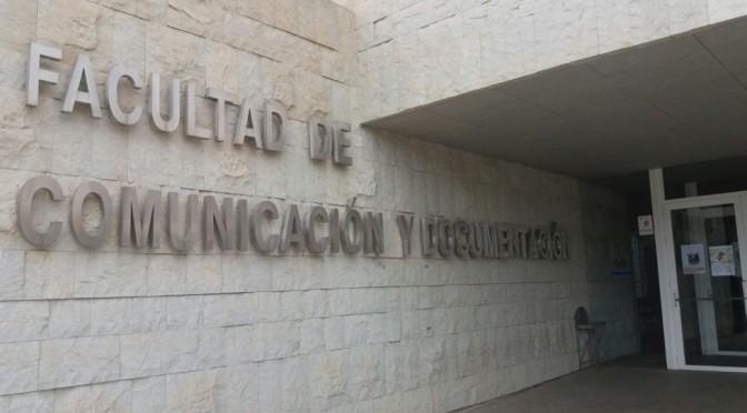 La Universidad de Murcia expresa su consternación por la muerte de un alumno de Comunicación en Salamanca