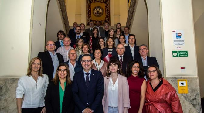 La Universidad de Murcia sella la colaboración con empresas y asociaciones para la inclusión laboral de alumnos con discapacidad intelectual
