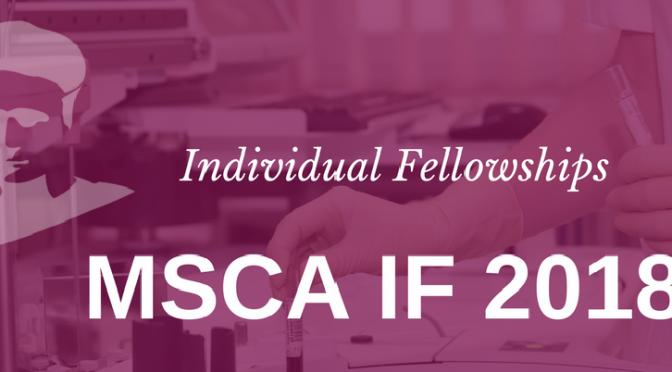 Conoce toda la información sobre la convocatoria Marie S. Curie-Individual Fellowships en una nueva jornada