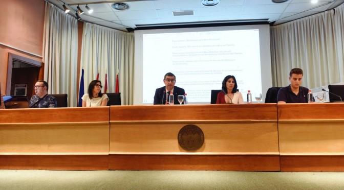 La UMU celebra el Claustro constitutivo de la etapa Luján