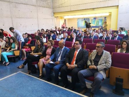 La facultad de Economía y Empresa clausura sus másteres oficiales