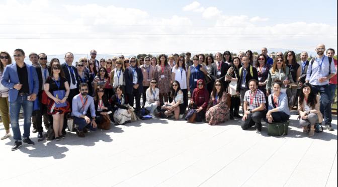 Coordinadores Erasmus de 50 países se reúnen esta semana en la Universidad de Murcia