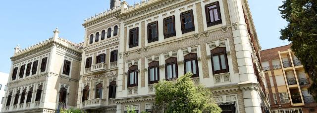 El rector de la Universidad de Murcia recibe al secretario general del PSRM-PSOE
