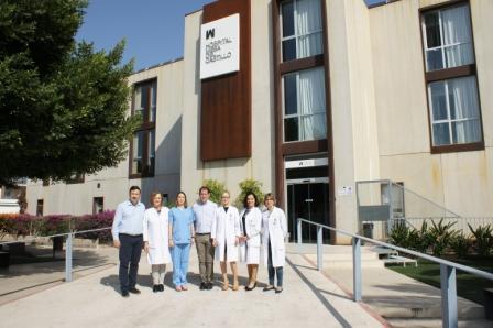 La UMU colabora con el Hospital Mesa del Castillo para mejorar la vida de la tercera edad