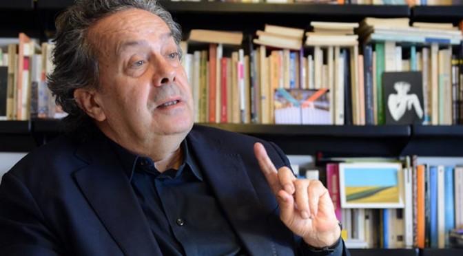 Francisco Jarauta ofrece una conferencia sobre la complejidad de las sociedades actuales en los `Seminarios del Rector´