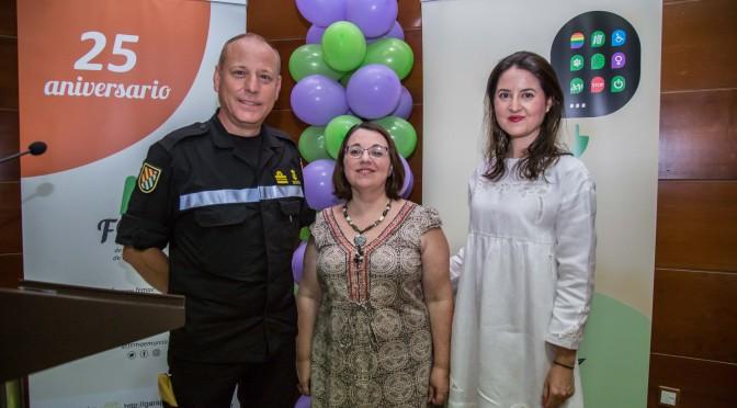 Femae entrega a tres profesoras de la Universidad de Murcia el premio 'Educando en participación'