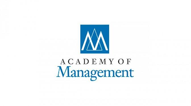 Investigadores de la UMU resultan premiados en el encuentro anual de la `Academy of Management´ de EE.UU