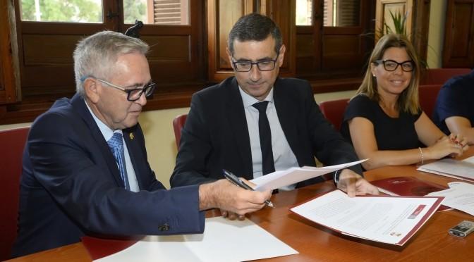La Universidad de Murcia crea una sede de extensión permanente en Ojós