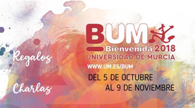 La UMU inicia las actividades de la Bienvenida Universitaria