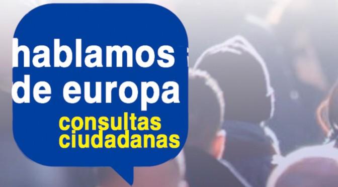 La Universidad de Murcia ofrece a los murcianos la oportunidad de contribuir a la creación de futuras políticas europeas de empleo