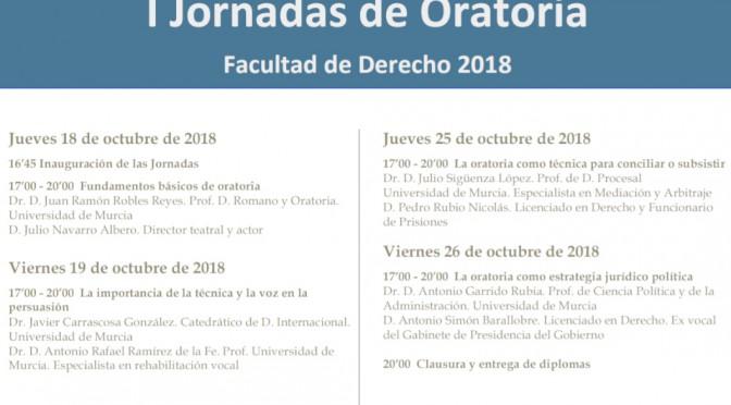 Jornada Oratoria 17-10-2018