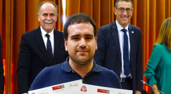 La Universidad de Murcia entrega los premios a las mejores ideas de negocio de alumnos basadas en sus TFG Y TFM