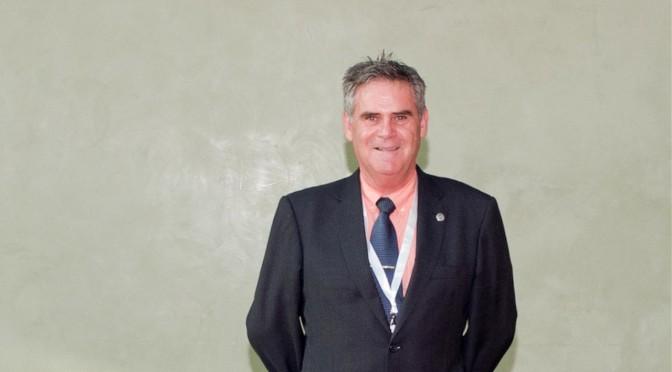 Bernardo Cascales, el matemático de la internacionalización