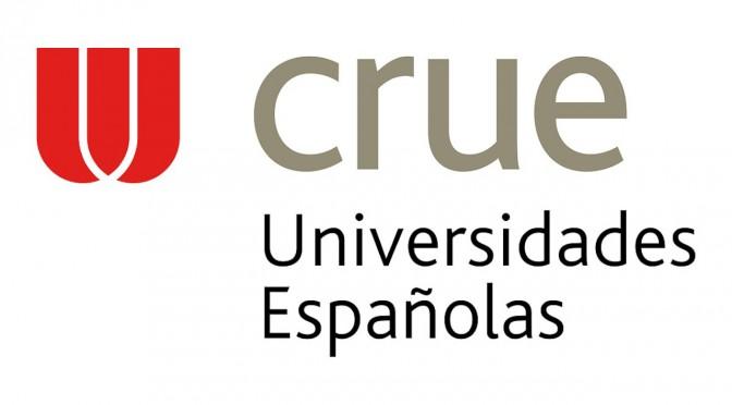 Crue Universidades Españolas elogia la intención del ministro de Ciencia, Innovación y Universidades de redefinir la política de costes de las matrículas universitarias