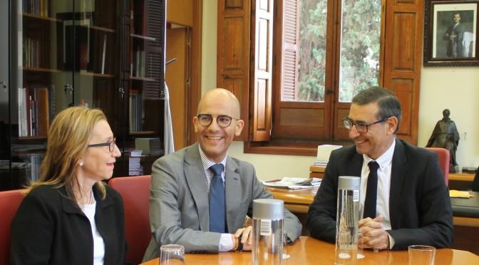 La Universidad de Murcia y Terra Próspera ultiman la creación de la Cátedra Género y Trabajo