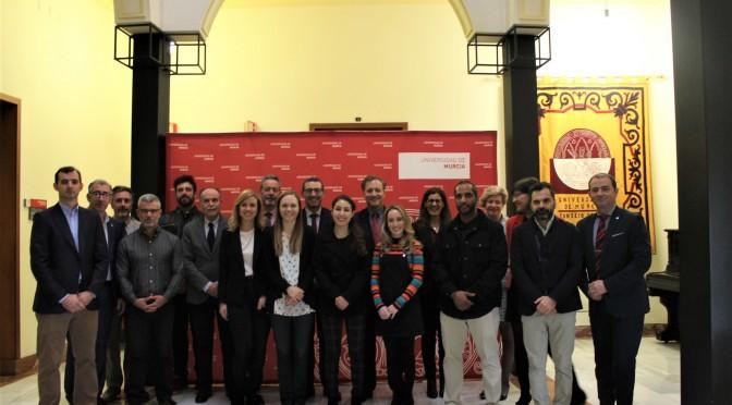 La Universidad de Murcia celebra los 60 años de las becas Fulbright con una recepción