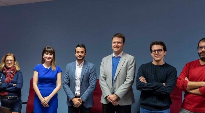 La Universidad de Murcia presenta una nueva herramienta para gestionar los grupos de innovación docente